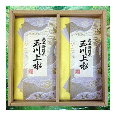 鈴木園 【のし・包装可】狭山茶「玉川上水」詰め合わせ(紫)100g×2(200g) SZK・・・