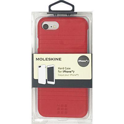 エアージェイ iPhone7専用エンボス加工PUレザーハードケース MOHCP7DLR・・・
