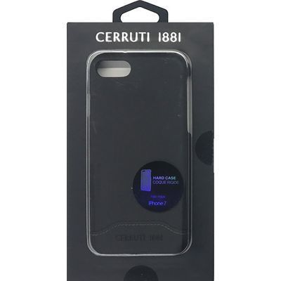エアージェイ iPhone7専用スプリットレザーハードケース CEHCP7SLB・・・