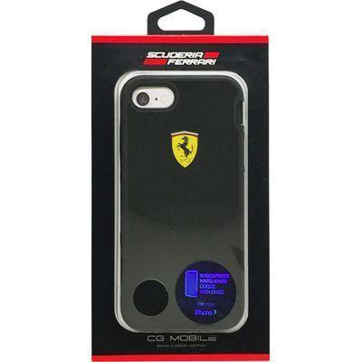 エアージェイ iPhone7専用耐衝撃ハードケース FEHCP7BK3
