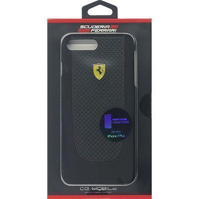 エアージェイ iPhone7 Plus専用カーボン調ハードケース FEPIHCP7LB・・・