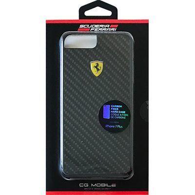 エアージェイ iPhone7 Plus専用リアルカーボンハードケース FERCAHCP7LB・・・