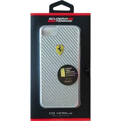 エアージェイ iPhone7専用リアルカーボンハードケース FERCAHCP7S・・・