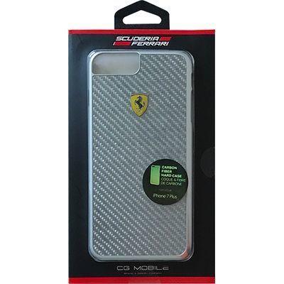 エアージェイ iPhone7 Plus専用リアルカーボンハードケース FERCAHCP7LS・・・