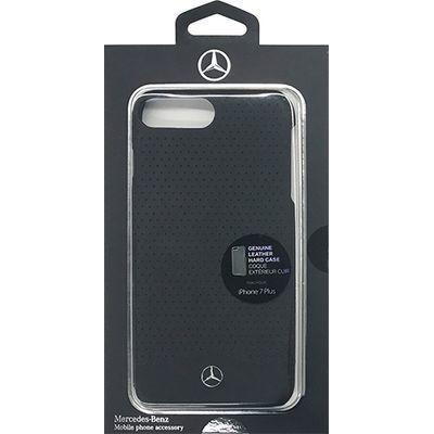 エアージェイ iPhone7 Plus専用本革パンチングデザインハードケース MEHCP7LC・・・