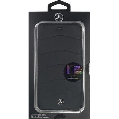 エアージェイ iPhone7 Plus専用本革手帳型ケース MEFLBKP7LCUSB・・・
