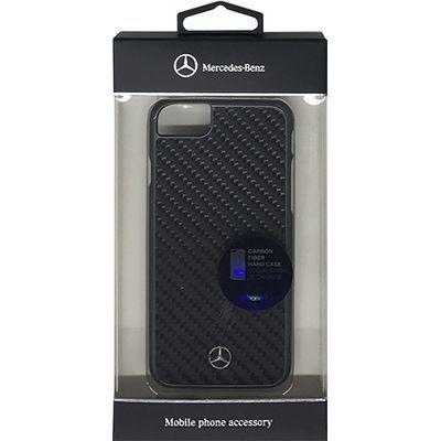 エアージェイ iPhone7専用アルミハードケース MEHCP7RCABK
