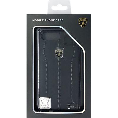 エアージェイ iPhone7 Plus専用本革ハードケース LB-HCIP7P-HU/D1-B・・・