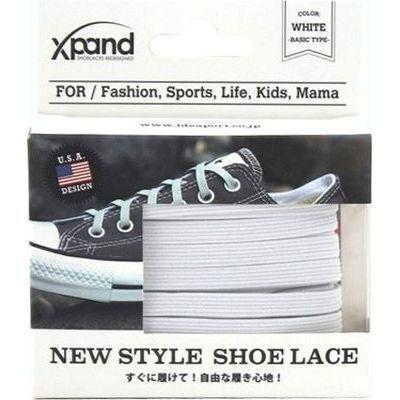 XPAND(エクスパンド) 結ばない ほどけない 画期的な 靴ひも シューレース ホ・・・