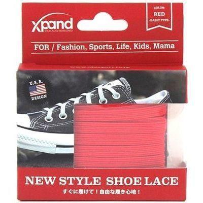XPAND(エクスパンド) 結ばない ほどけない 画期的な 靴ひも シューレース レ・・・
