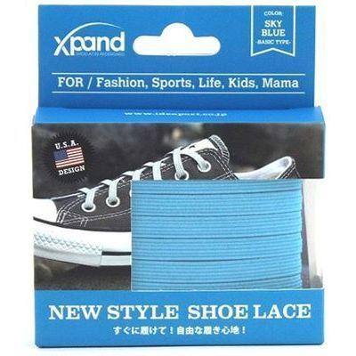 XPAND(エクスパンド) 結ばない ほどけない 画期的な 靴ひも シューレース ス・・・