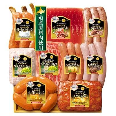 丸大食品 【お中元ギフト】北海道産原料使用 「北の国から」北海道物語 HDS-5・・・
