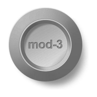 mod-3(モッドスリー) アルト ケース ウォール マウント 2個セット グレー DD-・・・