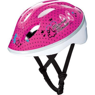 アイデス SG対応キッズヘルメットSミニーマウス ピンク OTM-2116・・・