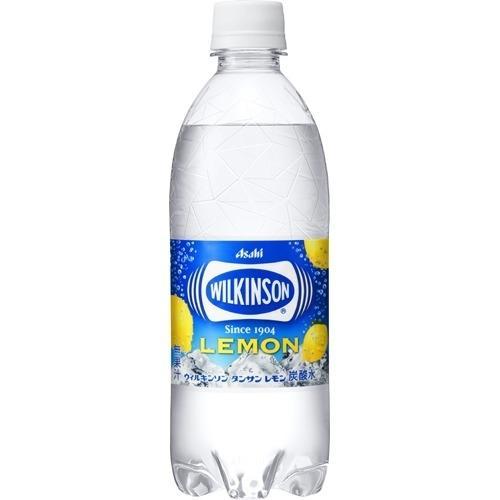 アサヒ飲料 【ケース販売】ウィルキンソン タンサンレモン 500ml×24本 E5003・・・