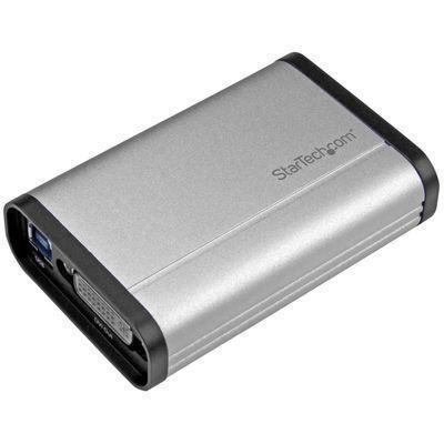 StarTech USB 3.0接続DVIビデオキャプチャーユニット 1080p/ 60fps対応 TV/テ・・・
