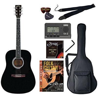 VALUE SepiaCrue/セピアクルー WG-10/BK アコースティックギター初心者向け豪・・・