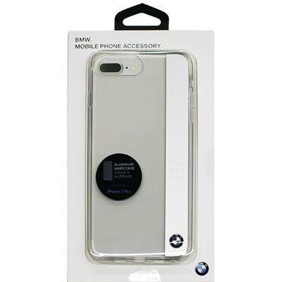 エアージェイ BMW PC Hard Case - Transparent - Engraved Aluminum Plate - ・・・