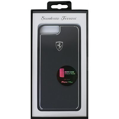 エアージェイ FERRARI HERITAGE Collection- Aluminium Hard Case - Black FE・・・
