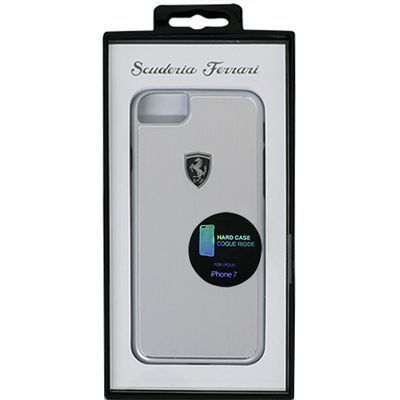 エアージェイ FERRARI HERITAGE Collection- Aluminium Hard Case - Silver F・・・