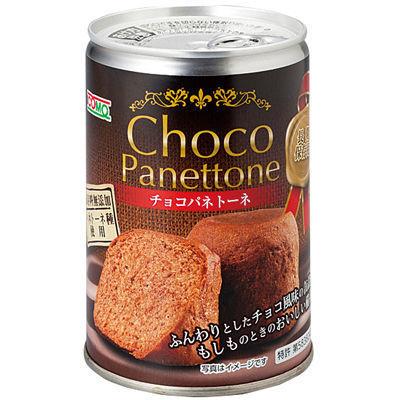 【240個セット】缶詰チョコパネトーネ 2474419