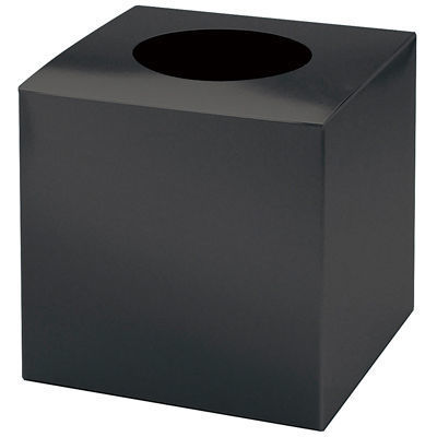 無地抽選箱 黒 2933624