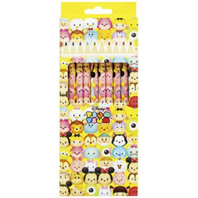 【240個セット】キャラクター 色鉛筆10色セット MRTS-31286 (240個セット・・・