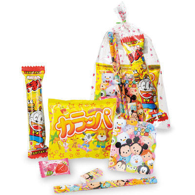 【100個セット】キャラクター文具&お菓子7点セット MRTS-31223 (100個セット・・・