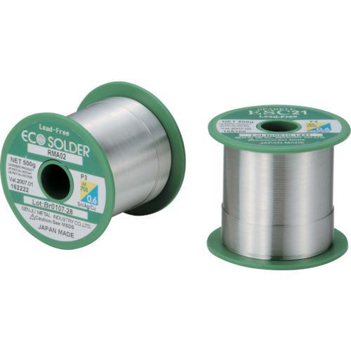 千住金属工業 千住金属 エコソルダー RMA02 P3 M705 0.3・・・