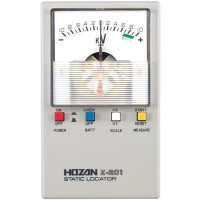 ホーザン HOZAN 静電気チェッカー スタティックロケーター Z-201 Z-20・・・