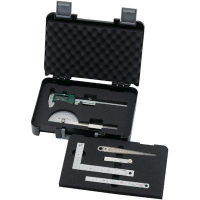 新潟精機 デジタル測定工具セット MT-1S 4975846665149