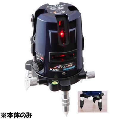 ムラテックKDS 高輝度レーザー墨出器  スーパーレイ ATL-85(※本体のみ) A・・・