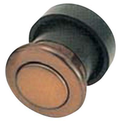 水上金属 #300 プッシュツマミ 30mm GB(ブラウン) [10個入] 【001-03432】 00・・・