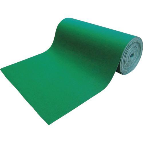 トラスコ中山 TRUSCO 吸油・吸水ロールマット 緑 幅900mmx25m TFGN92・・・