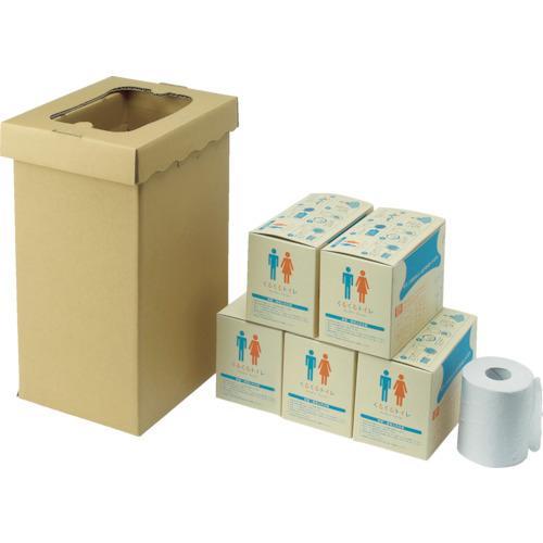 三和製作所 sanwa 非常用トイレ袋 くるくるトイレ100回分 40078・・・