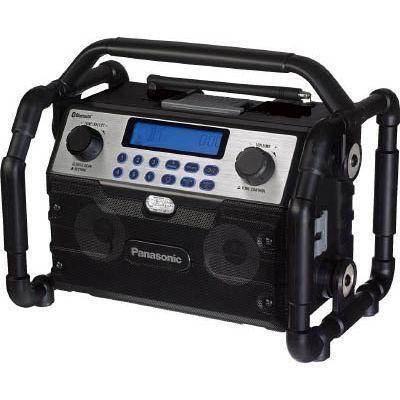 パナソニックエコソリューション Panasonic 工事用充電ラジオワイヤレススピ・・・