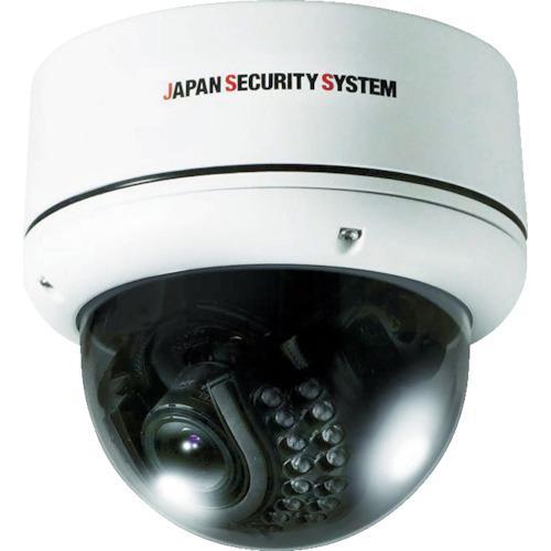 日本防犯システム 日本防犯システム AHD対応2.2メガピクセル屋外IRドームカメ・・・