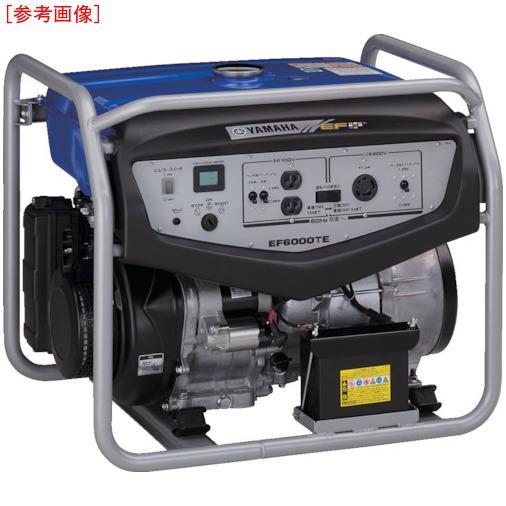 ヤマハモーターパワープロダクツ ヤマハ オープン型発電機 60HZ EF6000TE60H・・・