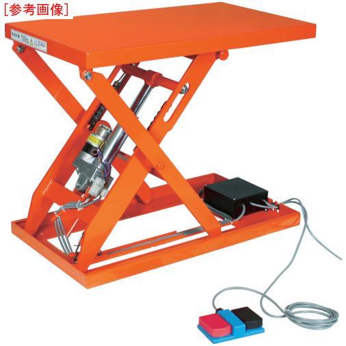 トラスコ中山 TRUSCO テーブルリフト150kg(電動Bねじ式100・・・