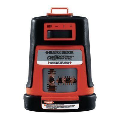 ブラック&デッカー 垂直/水平レーザー墨出し器 BDL310S 453617863100・・・