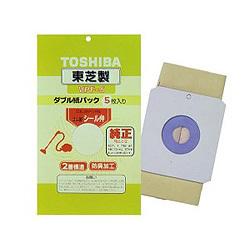 東芝 交換用 防臭加工パックフィルター(5枚入り) (THKA) VPF-6 【同時にお買・・・