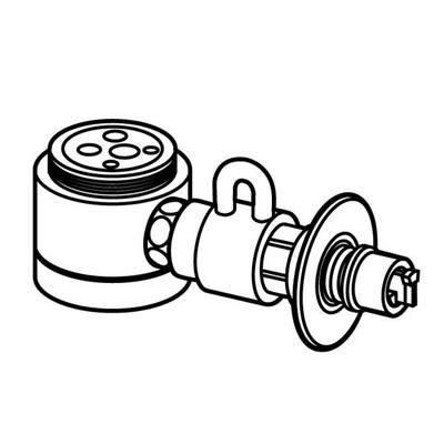 分岐水栓 (CB-SSG6) CB-SSG6