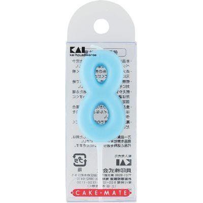 貝印 CM(ケーキメイド)キャンドル パステル8 DL-6008 490160135217・・・