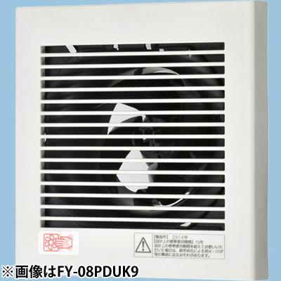 パナソニック パイプファン(浴室用耐湿形)速結端子付 FY-08PDUK9・・・