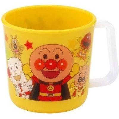レック アンパンマン マグカップ イエロー KK-210  ( 子供用 コップ プラスチ・・・