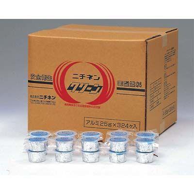 ニチネンクリーン アルミ容器入 固形燃料CA-10g(432入) EBM-751110・・・
