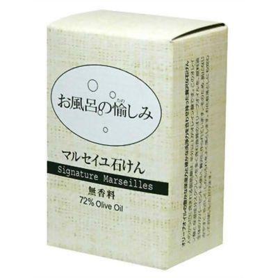 太陽油脂 お風呂の愉しみ マルセイユ石鹸 (無香料) A523920・・・