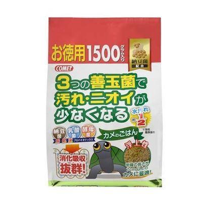 イトスイ コメット カメのごはん納豆菌 お徳用 1500g E205415・・・
