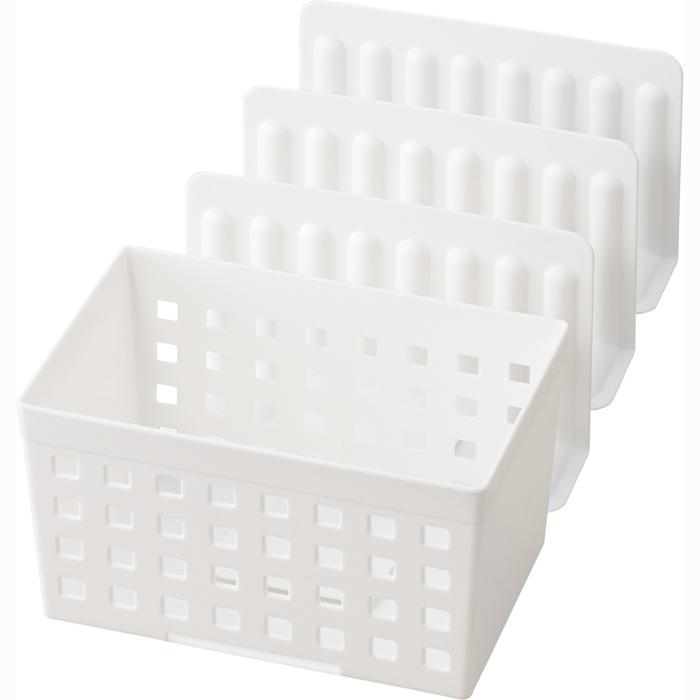 吉川国工業所 スライドできる!冷凍庫スタンド STK-01 ホワイト E330295・・・