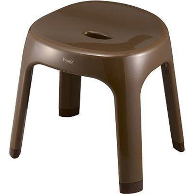 アスベル エミール 風呂椅子 S30 ブラウン E377228H